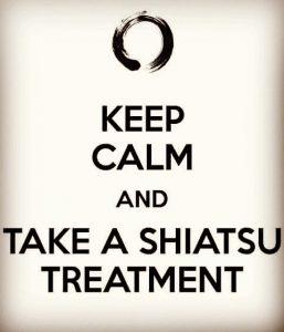 Open spot for shiatsu: book now